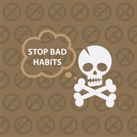bad habit smaller